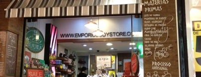The Body Shop is one of Goiânia Shopping.