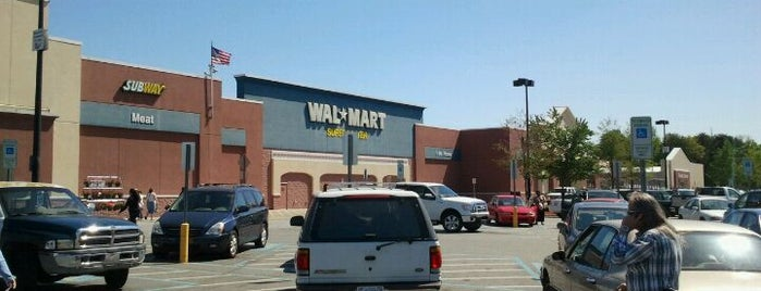 Walmart Supercenter is one of Best places in Burlington, NC.
