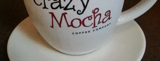 Crazy Mocha is one of Experience Bloomfield!.