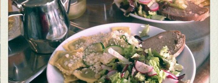 Teigwaren is one of Berlin foodie favs.