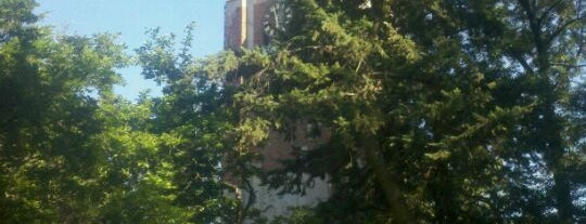 Beaumont Tower is one of Best of Lansing.