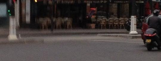 Le Rey is one of Paris Restaurants 24h.