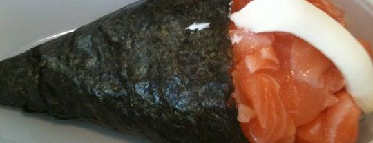 Getulinho Sushi is one of Restaurante.