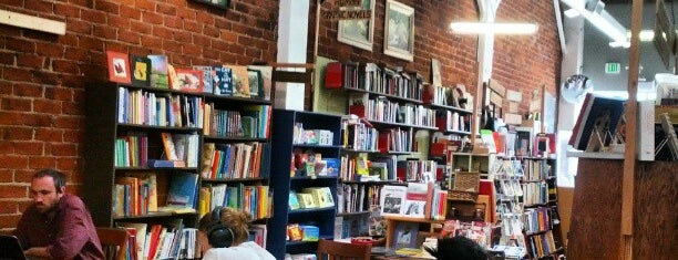 Stories Books & Cafe is one of LA baby.