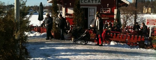 Cafe Regatta is one of Places to visit in Finland.