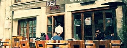 Kiva is one of Beyoglu.