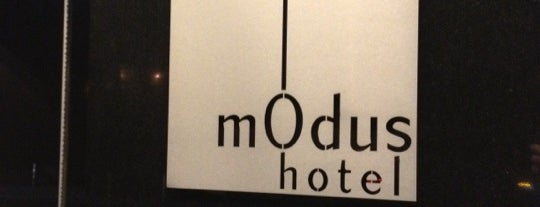 Modus Hotel Varna is one of Lugares favoritos de 83.