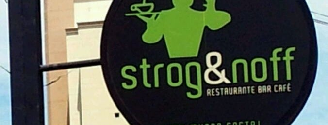 Strog&Noff is one of Restaurantes.