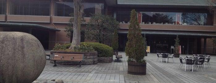 Kyoto International Community House is one of Kyoto-Japan.