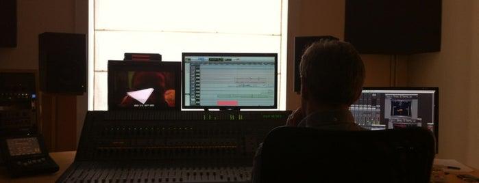 Twins Audio is one of Lieux qui ont plu à Nathanaël.
