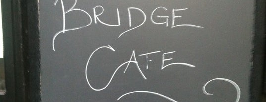 Bridge Cafe is one of Whisky for Everyone.