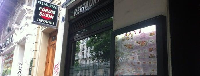 Forum Sushi is one of Tempat yang Disimpan Juliette.