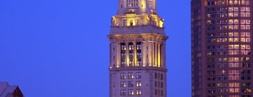 Marriott Vacation Club Pulse at Custom House, Boston is one of Beantown.