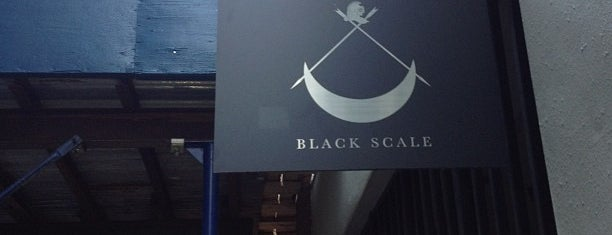 Black Scale is one of NYC.