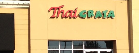 Thai Grata Restaurant is one of N.L and M.C.'s Best of the Best.
