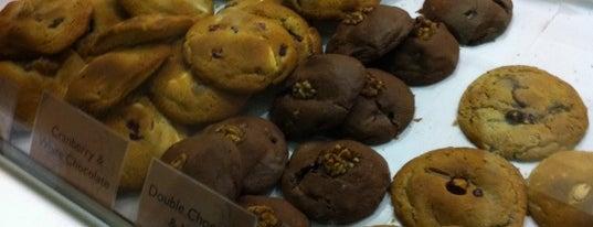 Ben's Cookies is one of London.