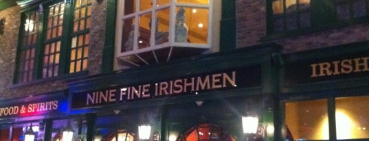 Nine Fine Irishmen is one of All-time favorites in United States (Part 1).