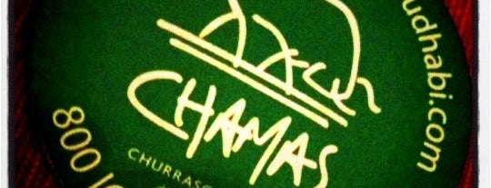 Chamas Churrascaria & Bar is one of Locais salvos de Syed.