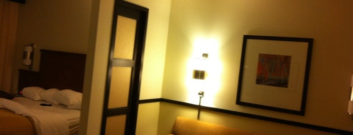 Hyatt Place Atlanta Airport-South is one of Hotels.