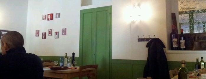 Osteria Al Nove is one of Dove mangiare a Milano.