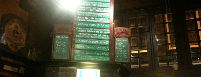 Bierproeflokaal In de Wildeman is one of Misset Horeca Café Top 100 2013.