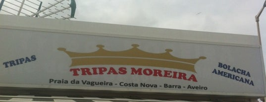 Tripas Moreira is one of Tempat yang Disukai Maria.