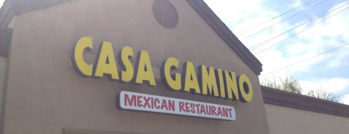 Casa Gamino is one of Anaheim.
