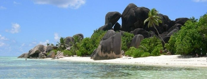 Anse Source d'Argent is one of Cool Places to Visit.