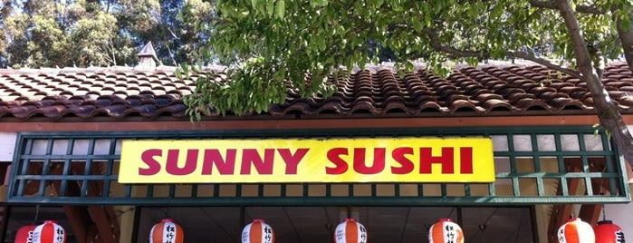 Sunny Sushi is one of Restaurants I've tried.