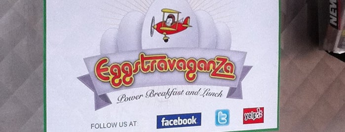 Eggs Travaganza is one of NYC Food on Wheels.