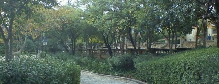 Parc Can Boixeres is one of Lugares favoritos de Janett.