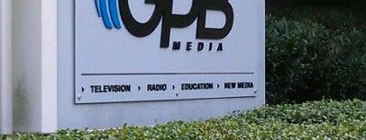 Georgia Public Broadcasting is one of Locais curtidos por Tangela.