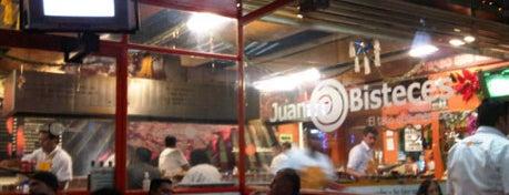 Juan Bisteces is one of Top 10 de las mejores taquerías del DF.