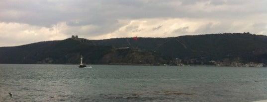 Rumeli Kavağı is one of İstanbul'un Semtleri.