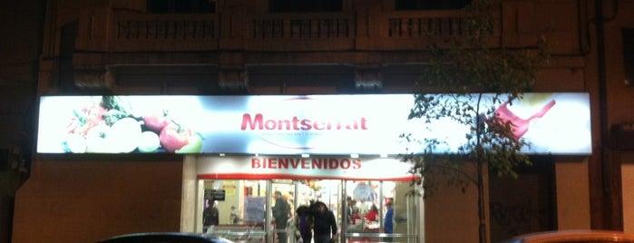 Montserrat is one of Santiago Utilidades.