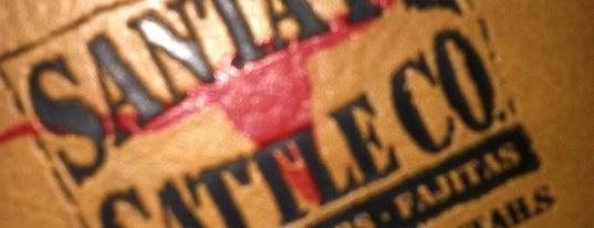 Santa Fe Cattle Co. is one of Mags (Beaux)'ın Beğendiği Mekanlar.