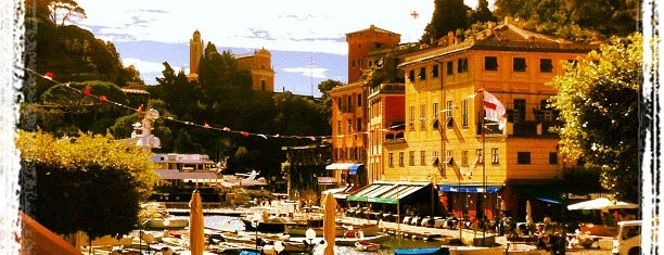Piazzetta di Portofino is one of anna e selin.