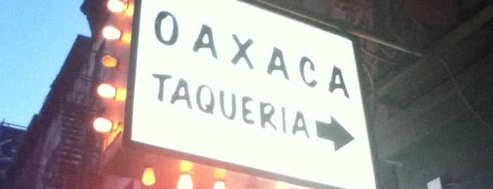 Oaxaca Taqueria is one of Top 11 Gowanus Haunts.
