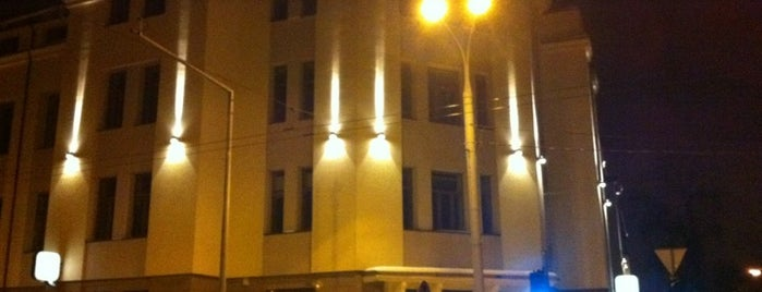 Hotel Corner is one of Posti che sono piaciuti a Veronique.