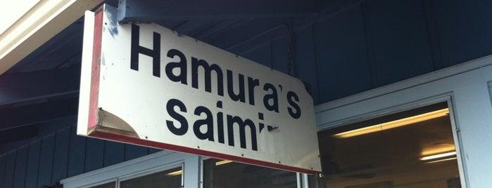 Hamura Saimin is one of Kauai.
