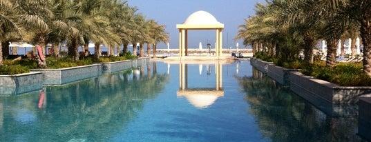 Hilton Ras Al Khaimah Beach Resort is one of Ras Al-Khaima.