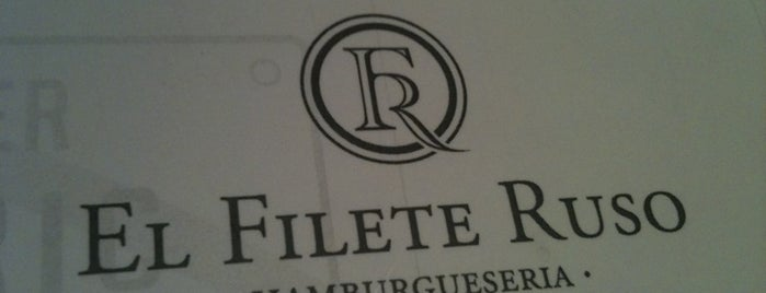 El Filete Ruso is one of Hamburguesas de Barcelona.