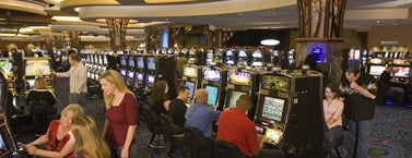 Cherokee Casino & Hotel is one of High Stakes Fun in Oklahoma.
