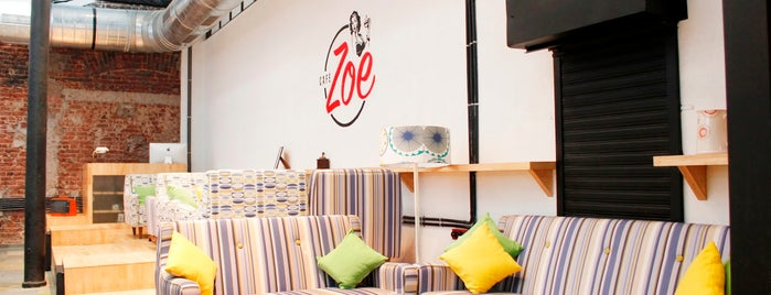 Café Zoe is one of Mumbai Solo.