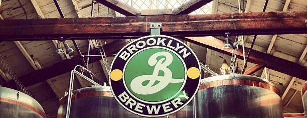 Brooklyn Brewery is one of Williamsburg Weekday Favs.