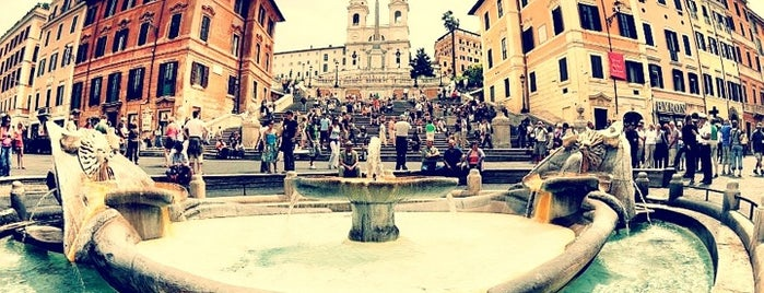 Piazza di Spagna is one of Best of World Edition part 2.