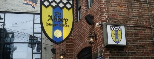 Abbey Burger Bistro is one of Baltimore.