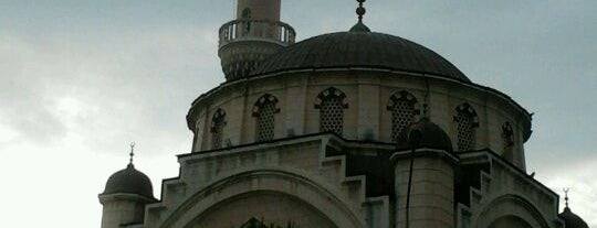 Hocazade Camii is one of themaraton.