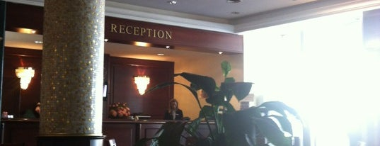 Ring Premier Hotel is one of Гостиницы Ярославля (Yaroslavl Hotels).