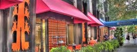 Rosa Mexicano is one of Atlanta's best restaurant patios.